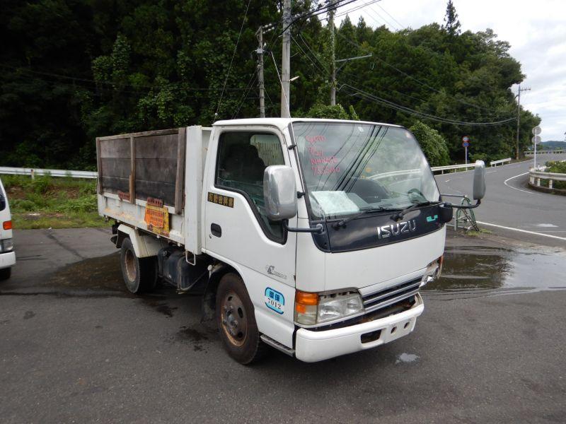 Двигатель Isuzu Elf NKR66ED 4HF1 2000