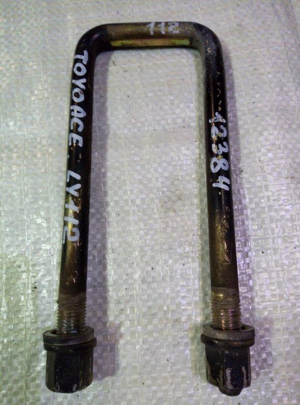 Стремянка рессоры Toyota Toyoace LY112 5L 2000 задняя