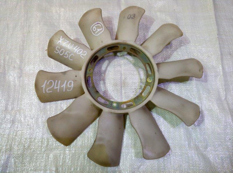 Вентилятор (крыльчатка) Hino Dutro XZU402 S05C 2003