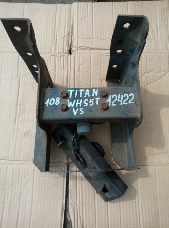Крепление запаски Mazda Titan WHS5T VS 2001