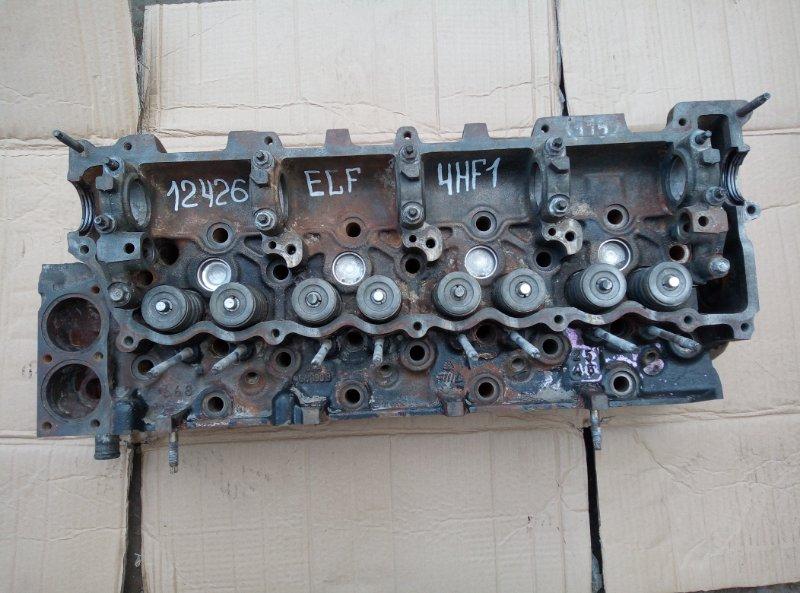 Головка блока цилиндров Isuzu Elf NKR66G 4HF1 1993