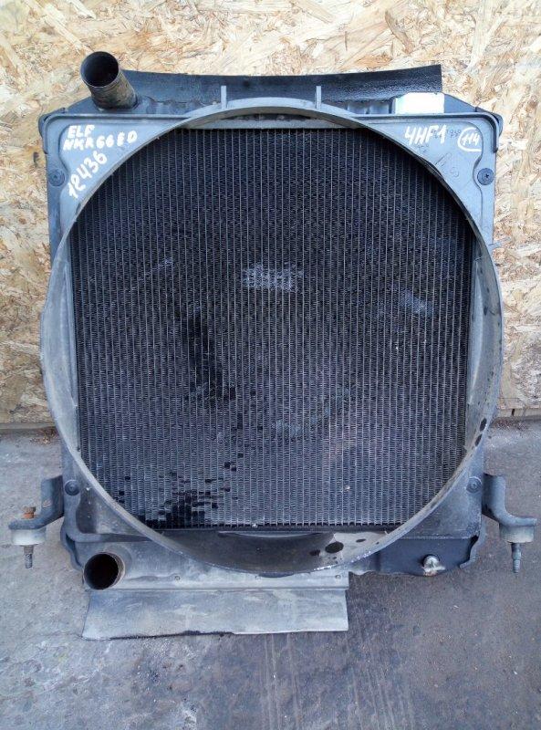 Радиатор Isuzu Elf NKR66ED 4HF1 1996