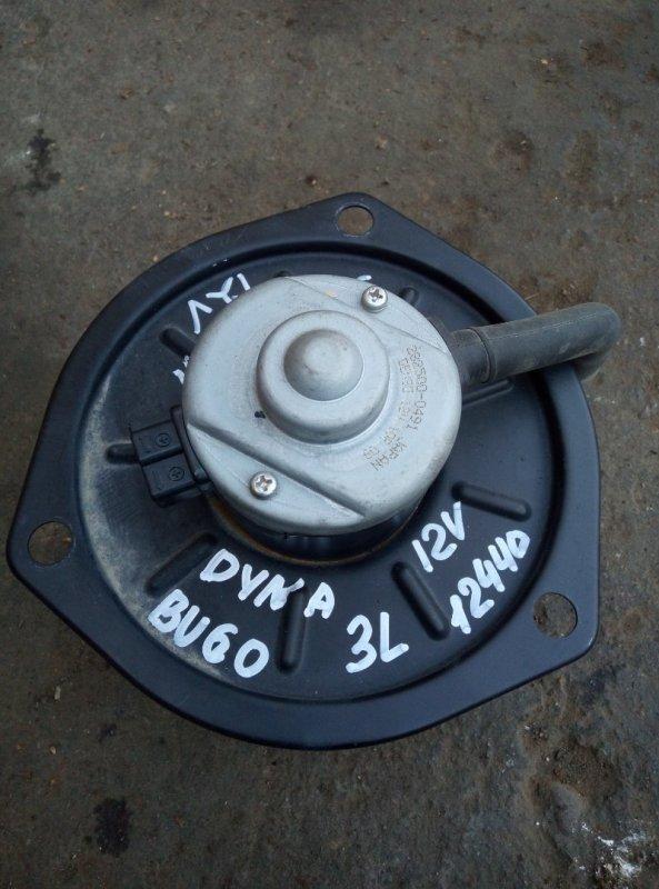 Моторчик печки Toyota Dyna BU60 B 1992
