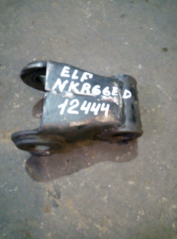 Серьга рессорная Isuzu Elf NKR66ED 4HF1 1996 задняя
