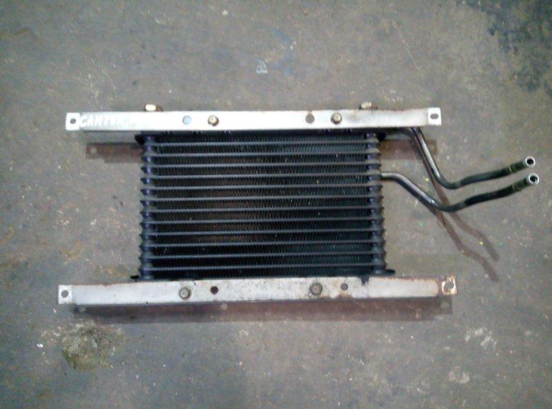 Радиатор акпп Mitsubishi Canter FE53EEV 4M51 2002