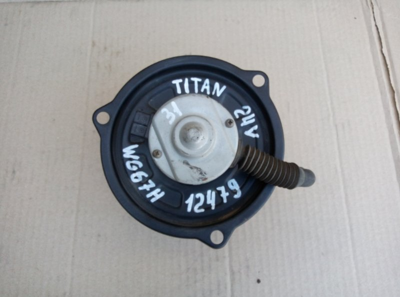 Моторчик печки Mazda Titan WG67H 4HG1 1995
