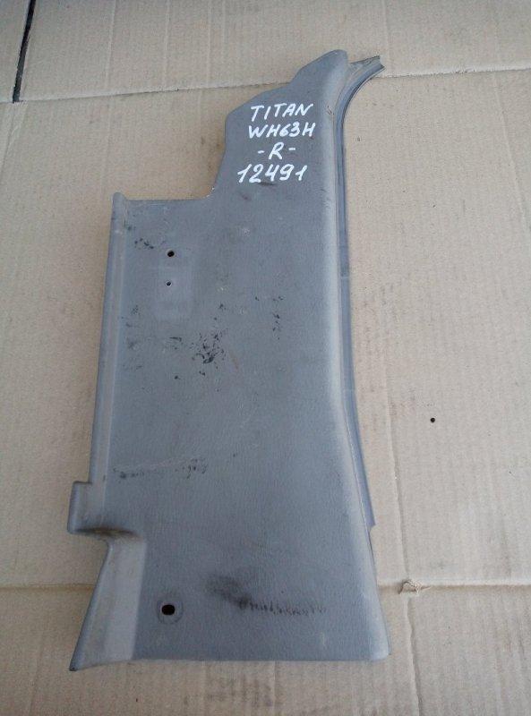 Накладка Mazda Titan WH63H 4HG1 2001 правая