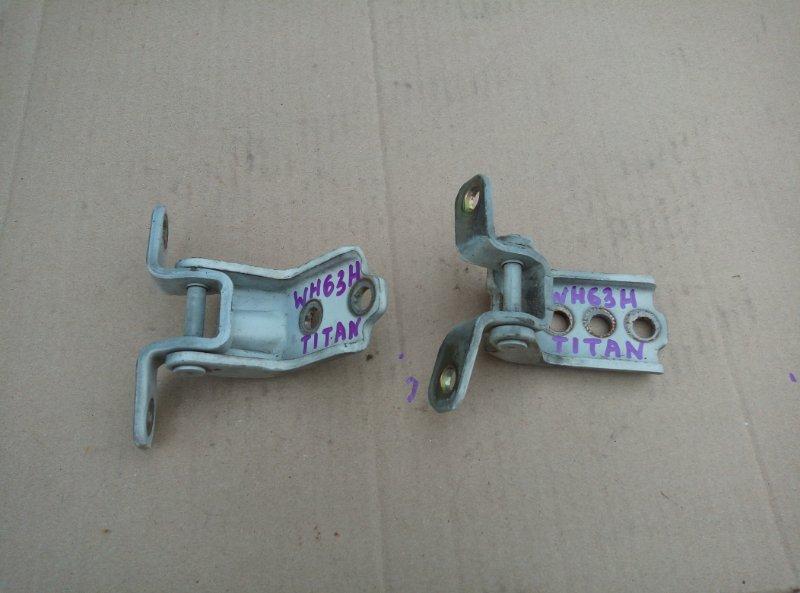 Петля двери Mazda Titan WH63H 4HG1 2001 левая