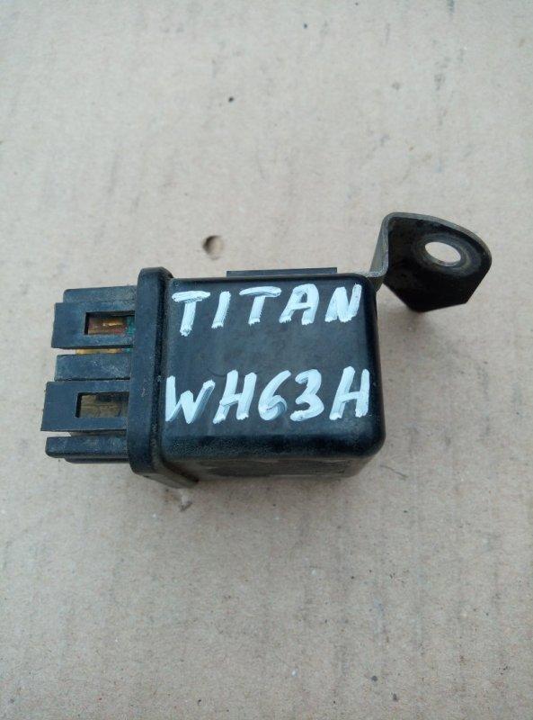 Реле свечей накала Mazda Titan WH63H 4HG1 2001