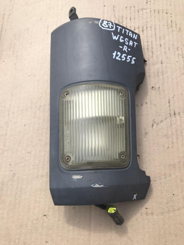 Габарит Mazda Titan WGSAT VS 1996 правый