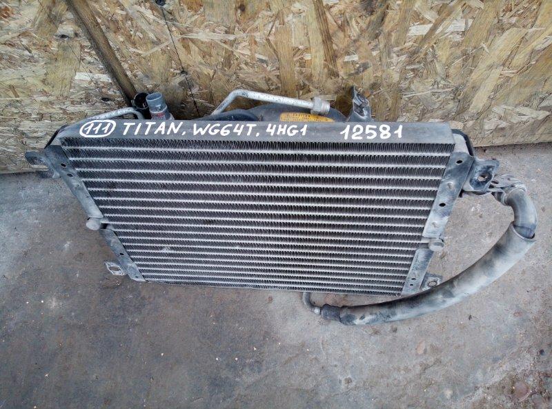 Радиатор кондиционера Mazda Titan WG64T 4HG1 1997