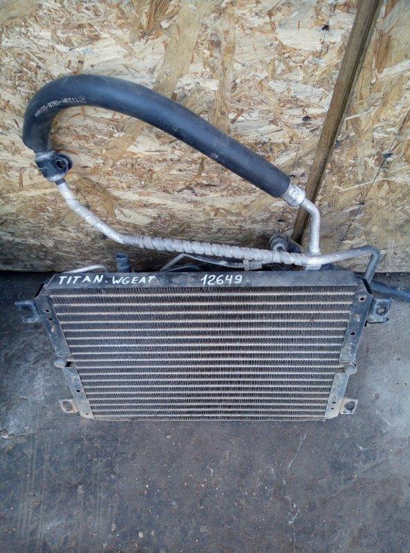 Радиатор кондиционера Mazda Titan WGEAT TF