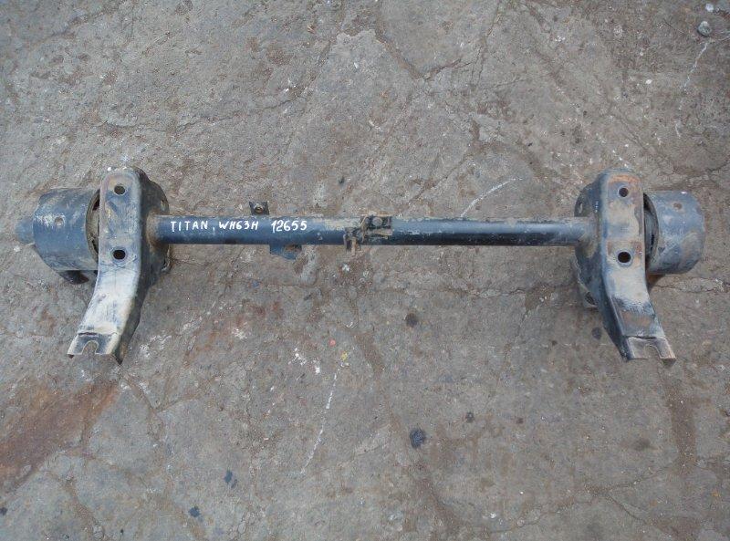 Механизм подъема кабины Mazda Titan WH63H 4HG1 2001