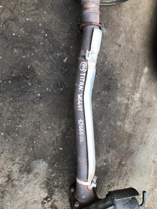 Труба глушителя Mazda Titan WG64T 4HG1 1997