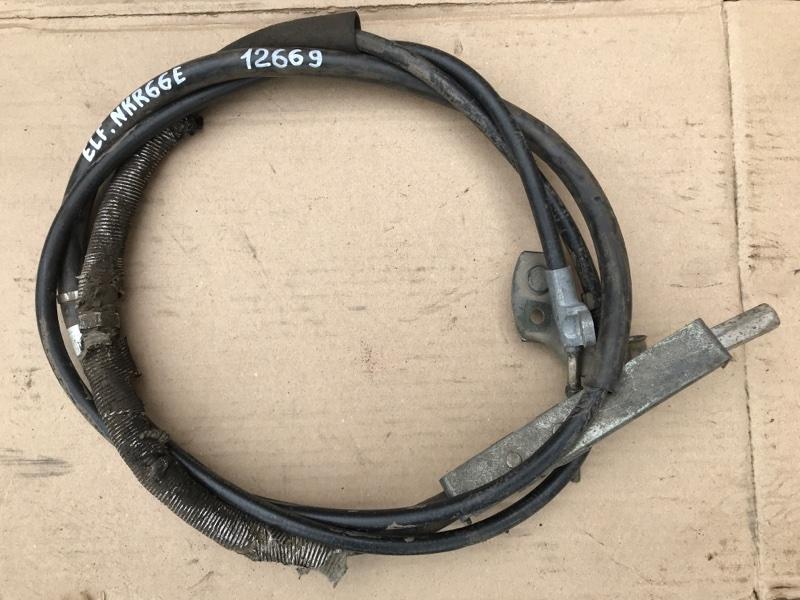 Трос ручника Isuzu Elf NKR66E 4HF1