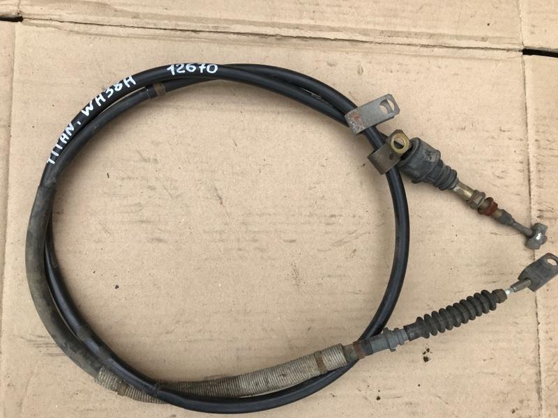 Трос ручника Mazda Titan WH38H 4HF1 2001
