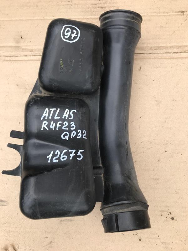 Патрубок воздухозаборника Nissan Atlas R4F23 QD32 2000