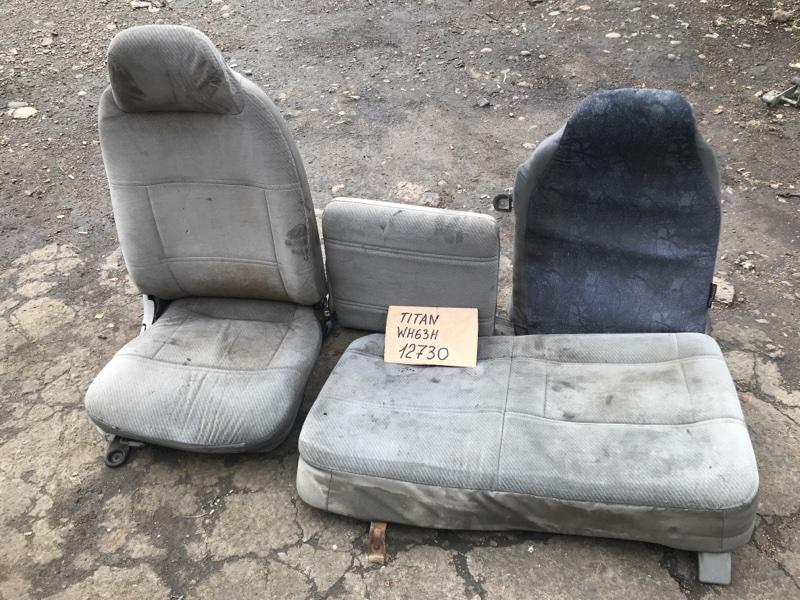 Сиденья, комплект Mazda Titan WH63H 4HG1 2001