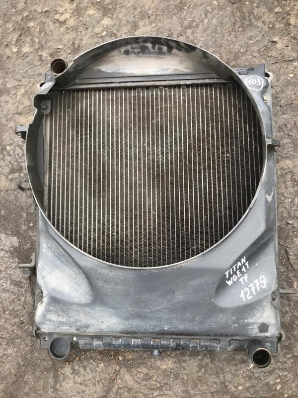 Радиатор Mazda Titan WGE1T TF 1997