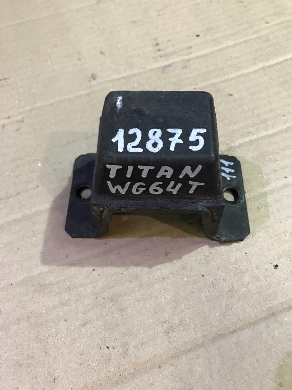 Отбойник моста Mazda Titan WG64T 4HG1 1997 задний