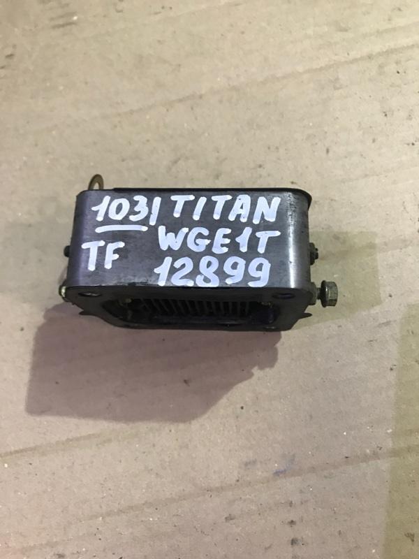 Рамка накаливания Mazda Titan WGE1T TF 1997