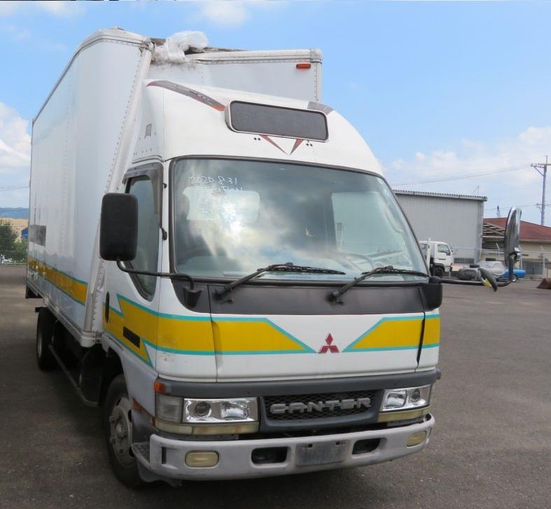 Кабина, в сборе Mitsubishi Canter FE53EEV 4M51 2000
