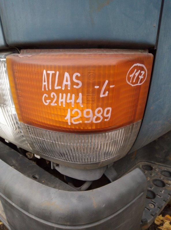 Поворотник с габаритом Nissan Atlas G2H41 FD42 1993 левый
