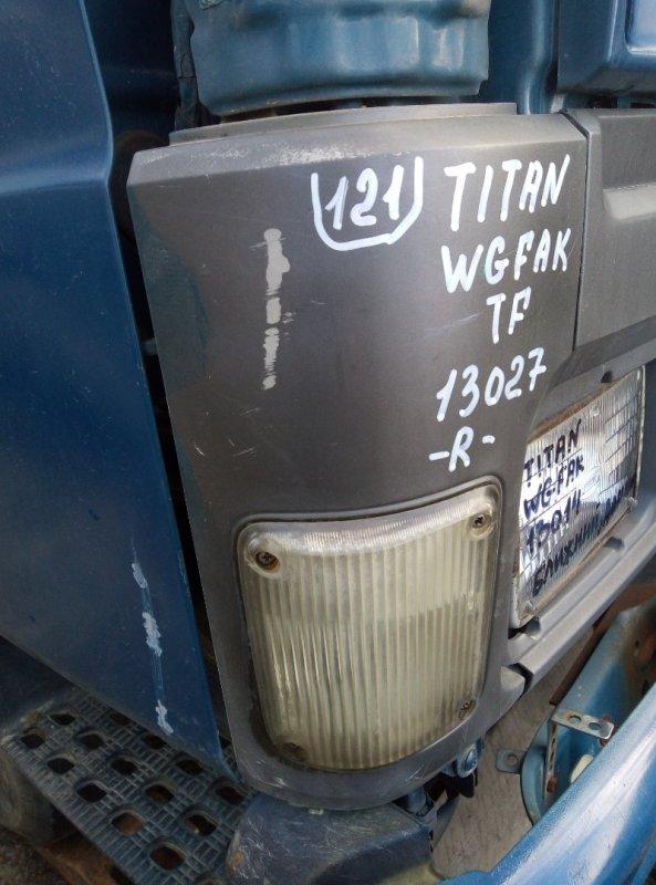 Габарит Mazda Titan WGFAK TF 1996 правый
