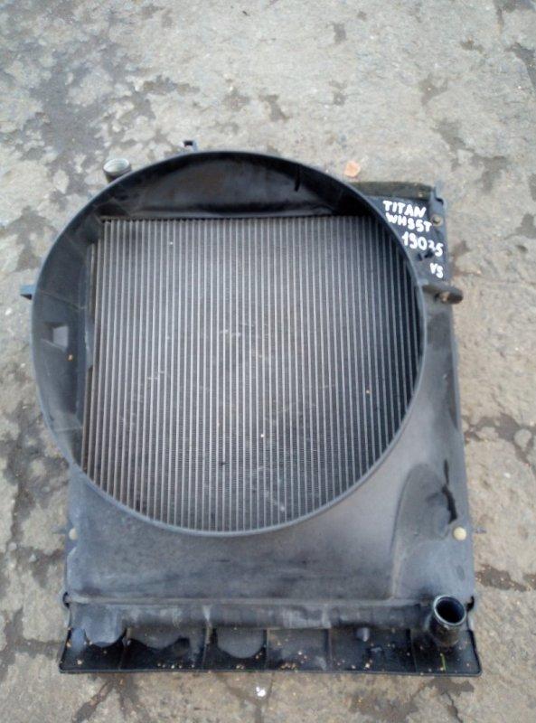 Радиатор Mazda Titan WHS5T VS 2001