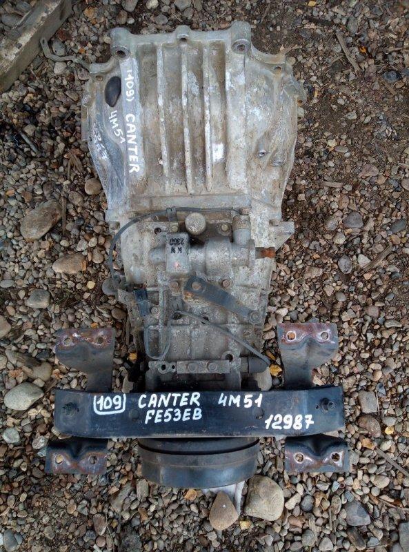 Мкпп Mitsubishi Canter FE53EB 4M51 2001