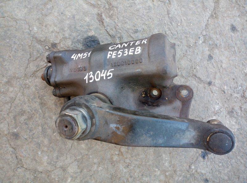 Редуктор рулевой Mitsubishi Canter FE53EB 4M51 2001