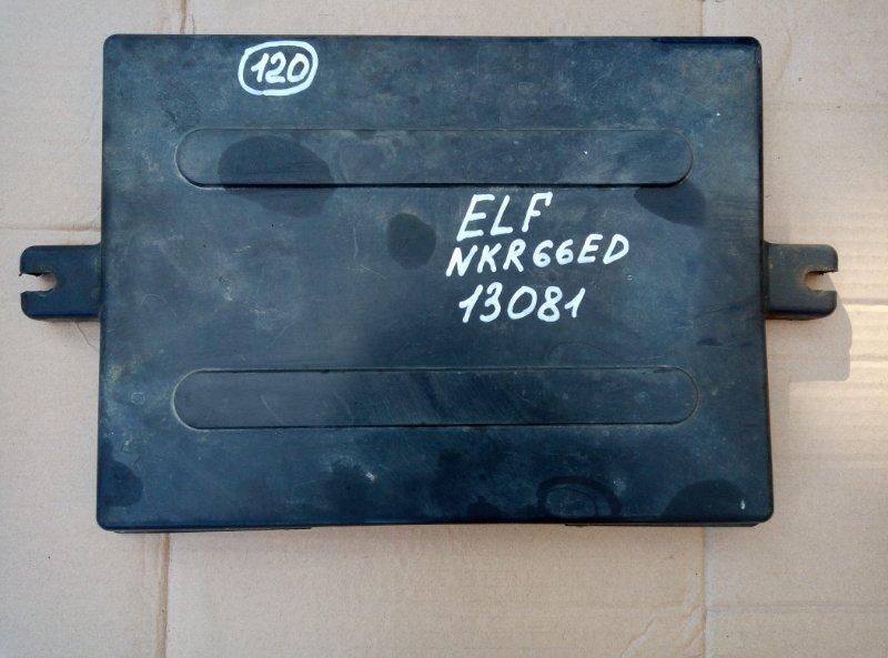Крышка акб Isuzu Elf NKR66ED 4HF1 2000