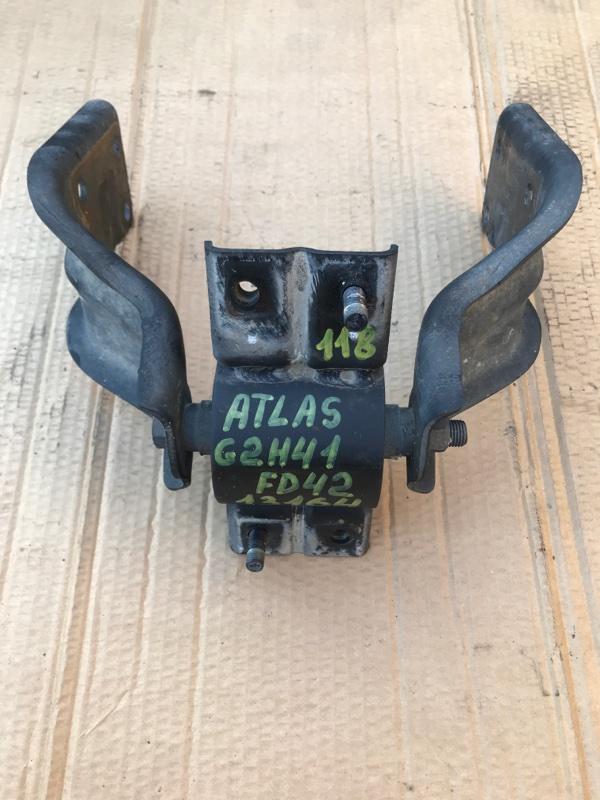 Подушка кпп Nissan Atlas G2H41 FD42 1994