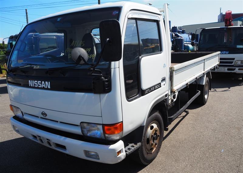 Кузов бортовой Nissan Condor H4H41 FD46 1994