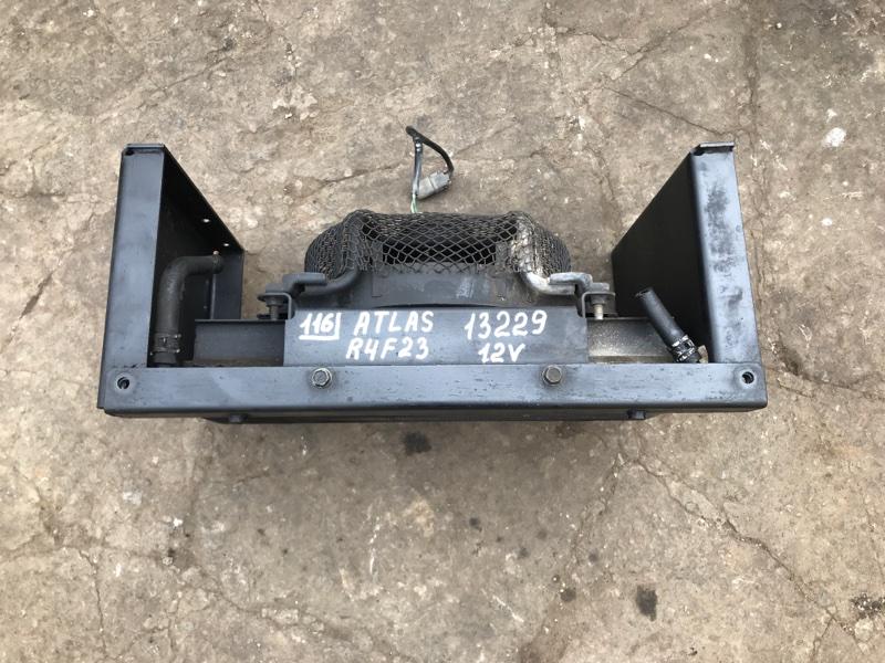 Радиатор акпп Nissan Atlas R4F23 QD32 2005