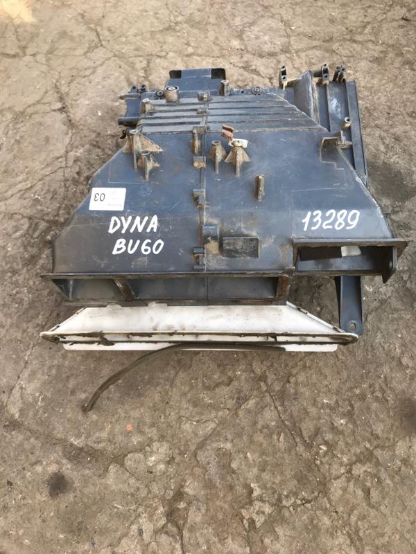 Корпус печки Toyota Dyna BU60