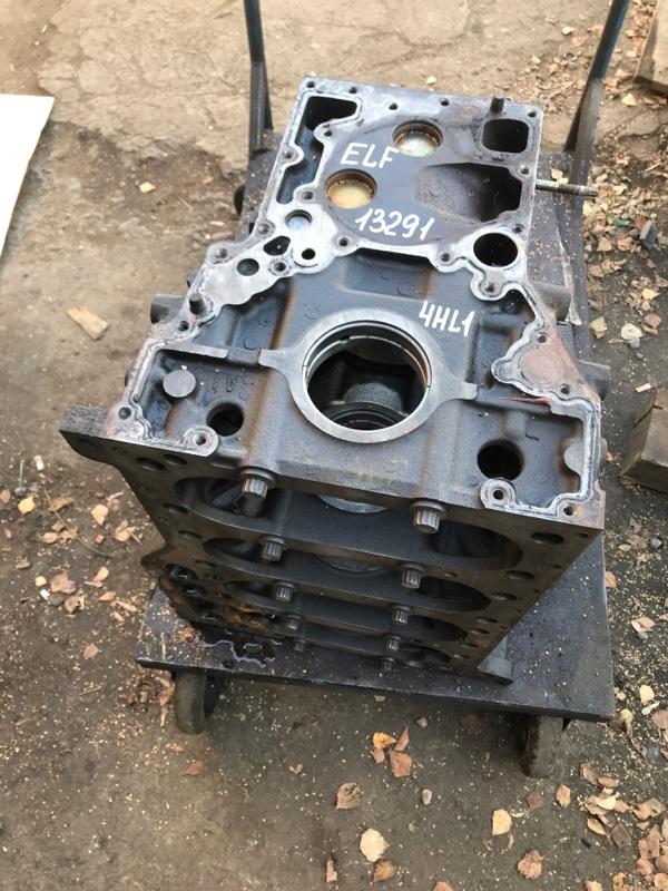 Блок двигателя Isuzu Elf NKR81E 4HL1