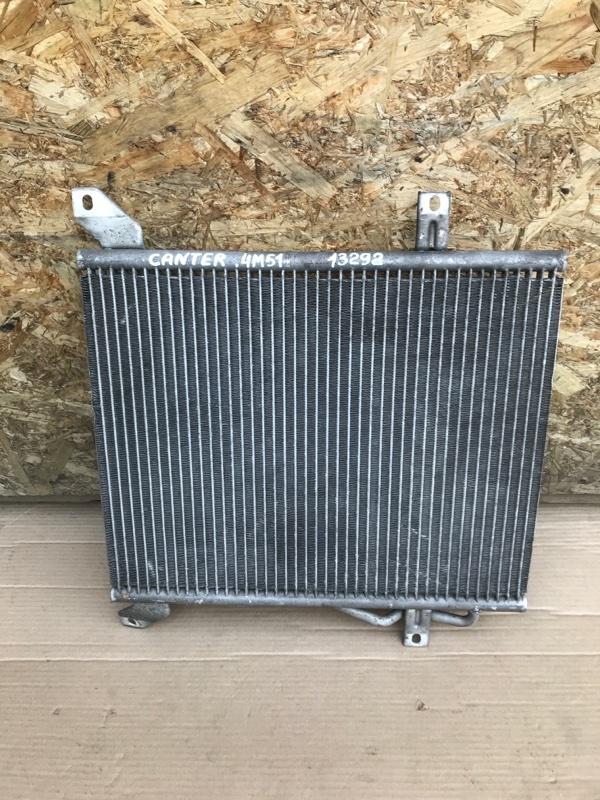 Радиатор кондиционера Mitsubishi Canter 4M51