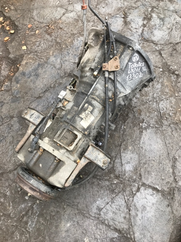Акпп Toyota Toyoace LY211 3L 1995