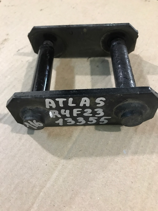 Серьга рессорная Nissan Atlas R4F23 QD32 2005 задняя