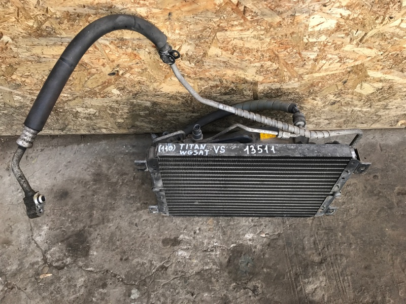 Радиатор кондиционера Mazda Titan WGSAT VS 2000
