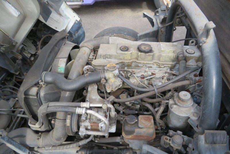 Двигатель Mitsubishi Canter FB501B 4M40 1997