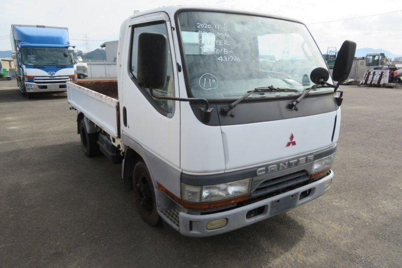 Кабина, в сборе Mitsubishi Canter FB501B 4M40 1997