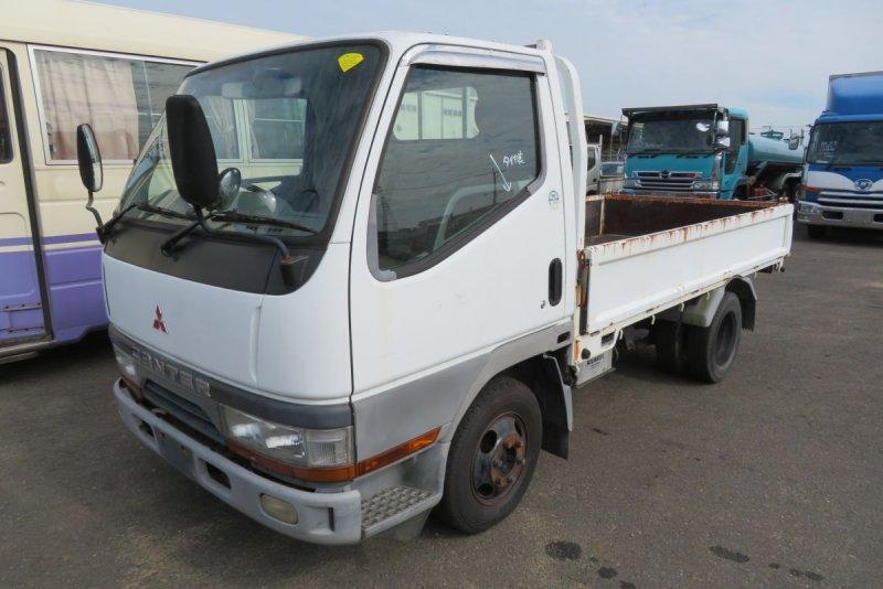 Акпп Mitsubishi Canter FB501B 4M40 1997