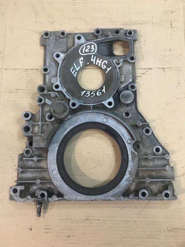 Лобовина двигателя Isuzu Elf NPR71L 4HG1 1998