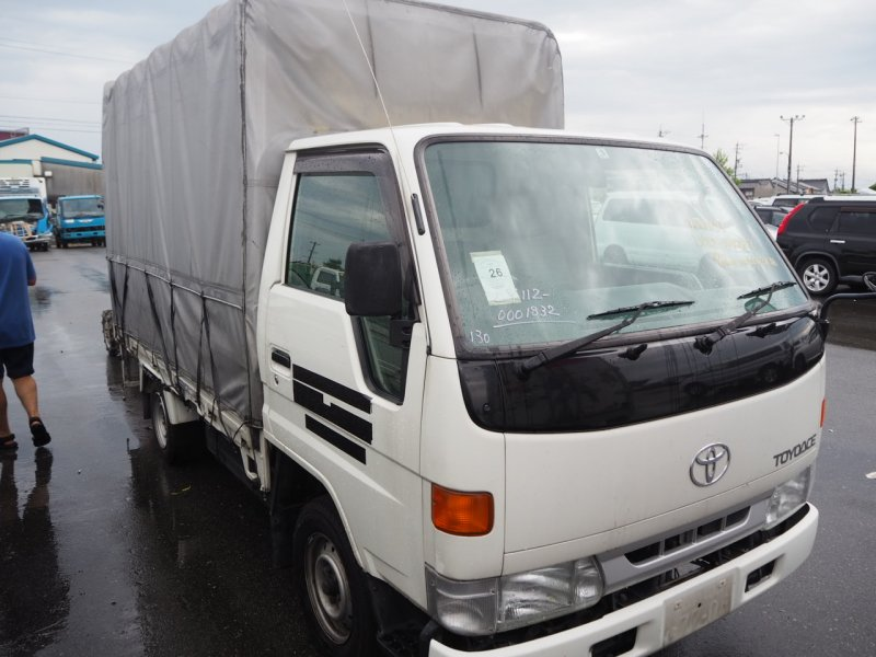Кабина, в сборе Toyota Toyoace LY112 5L 2000
