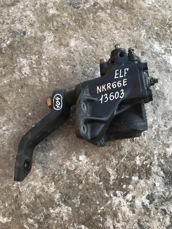 Редуктор рулевой Isuzu Elf NKR66E 4HF1 2002