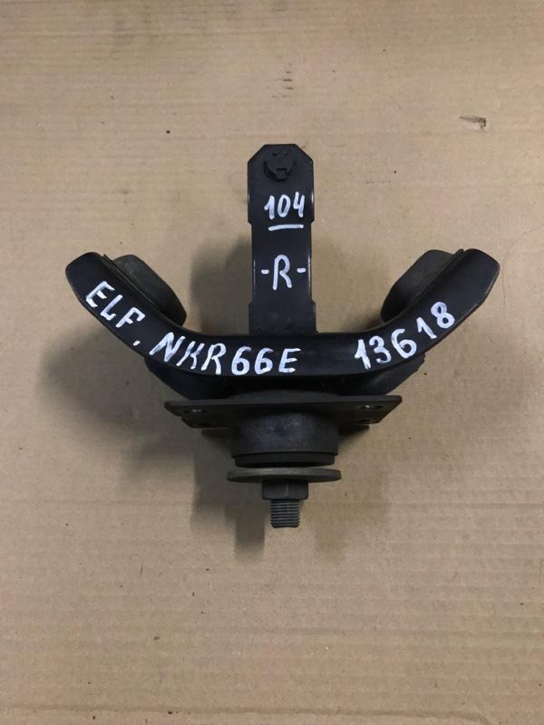 Подушка кабины Isuzu Elf NKR66E 4HF1 2002 задняя правая