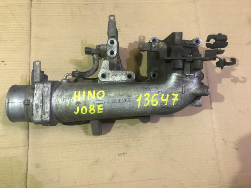 Патрубок Hino Ranger FD8JLWG J08E 2005