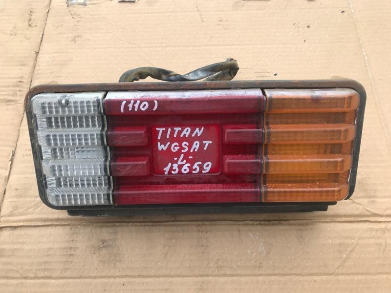 Стоп сигнал Mazda Titan WGSAT VS 2000 задний левый